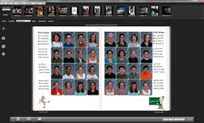 Digital Yearbook Project: October – February 2009.