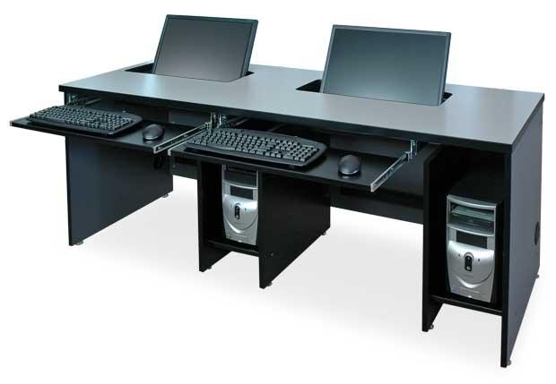 Modest Computer Desks Design Ideas