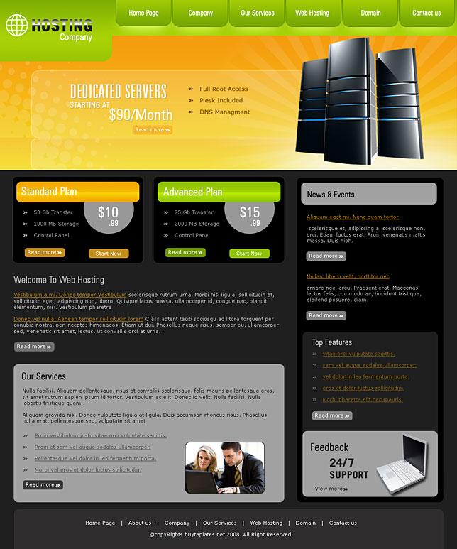 choosing the best website templates leentech network solutions