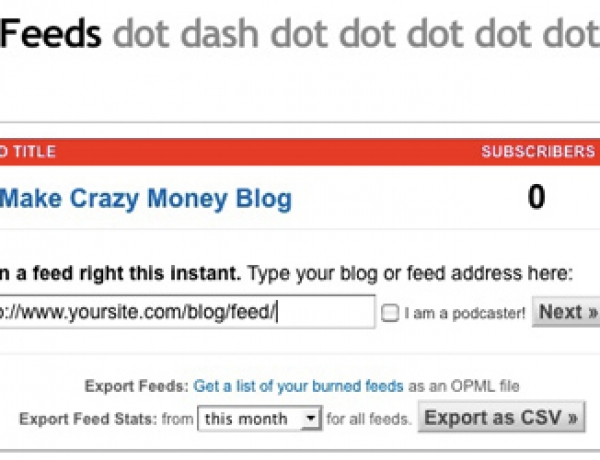 HOW-TO Set Up Your Own BLOG and RSS Feed In Less Than 5 Minutes…