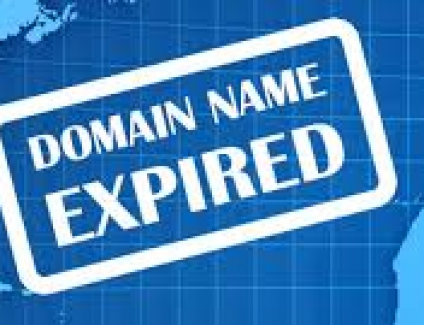 Expired Domain Name – What's It All About?