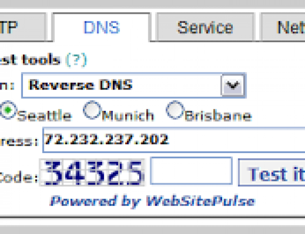 What is Reverse DNS?