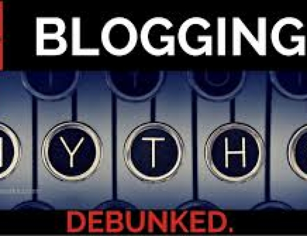 Myths About Blogging