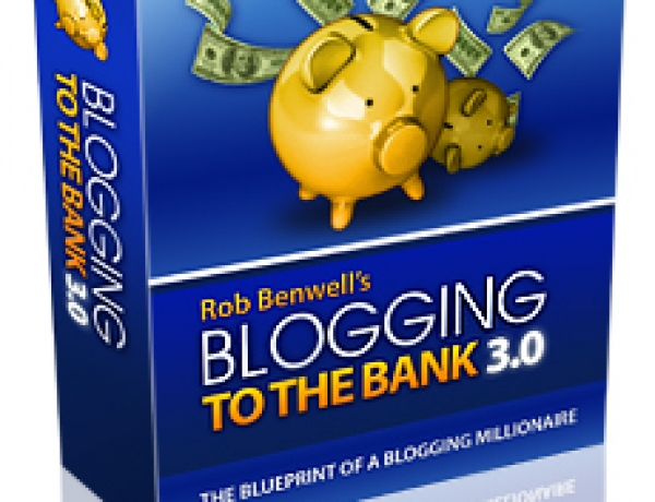 "Rob Benwell's ""Blogging to the Bank"" is back!"
