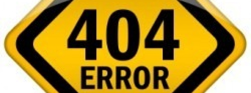 Creating a Custom 404 Error Page