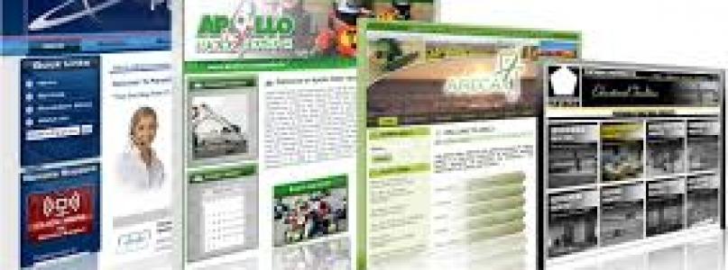 Basic Website Design Service