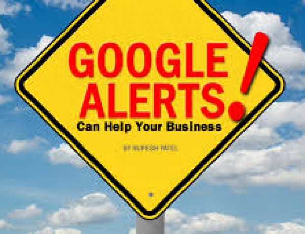 Using Google Alerts To Help Your Business