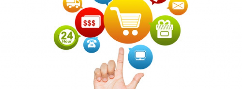 E-Commerce, Put your business on Internet for success.