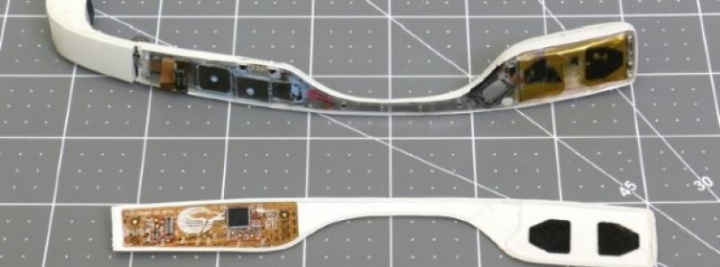 Updated Google Glass pops up on FCC's website